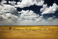 All sizes | Untitled | Flickr - Photo Sharing! #sky #sudan #africa #photography #horizont