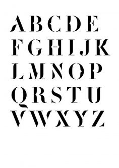 Alsace Typeface