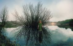 Fantasy Photography by Ellen Kooi #fantasy #photography