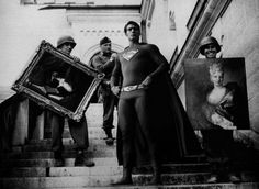 Super Hero | Fubiz™ #wwii #superman