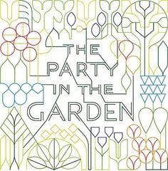 Image Spark - Image tagged #graphic design #illustration #invitation