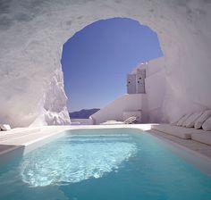 Santorini Pool