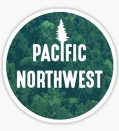 Pacific Northwest   Forest Circle by lawjfree