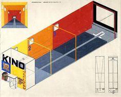 Herbert Bayer : Design Is History #bayer #1920 #design #cinema