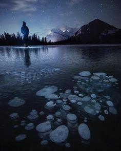 Brilliant Landscapes of Banff National Park by Paul Zizka