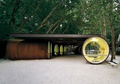 The Cool Hunter - Offices #nature #office #workspace