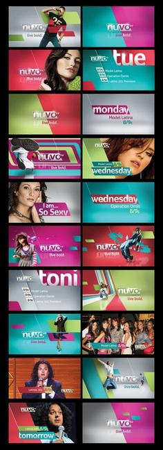 NUVO tv on Behance