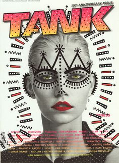re cover magazines illustration