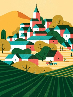 Archer Farms – COLLINS #illustration