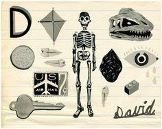 Main : David Gonzalez #illustration