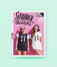 STYLENANDA - Lookbook S13 on Behance