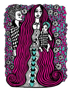 rogério souza #cordel #woman #ilustrao #illustration #colors #brasil #scores #art #brazil