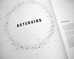 The Universe on the Behance Network #design