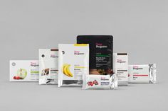 Tony Ferguson   MAUD #branding #packaging #print #food #system #identity