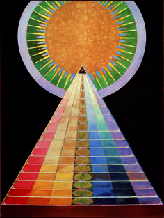 Hilma af klint #abstract #sweden #art