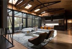 Luxury Ukrainian Villa by Studio Denrakaev - InteriorZine #decor #interior #home
