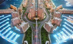 DUBAI | Palm Jumeirah Development News - Page 4 - SkyscraperCity #dubai #model #palm #architecture