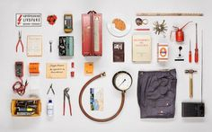 Heydays — Anthon B Nilsen #overhead #photography #neat #organized