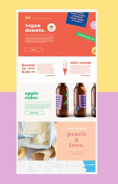 Vegetarian Restaurant branding design - by Lucas Jubb