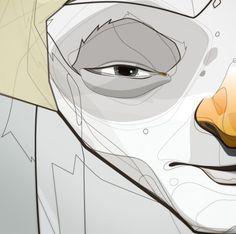 Nose #illustration #grafikdesign