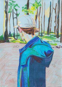 Clara Aldén #illustration #drawing