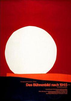 Fridolin Müller — Das Bühnenbild nach 1945 (1964)
