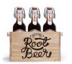 Ipswich box front.jpg #packaging #beer #root #typography