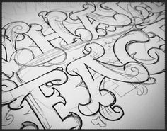 (6) Tumblr #type #typeface #sketch