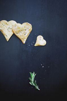 Valentines Day Salt Crackers with a Black Pepper Martini by Photographers Nicky Walsh & Max Faber