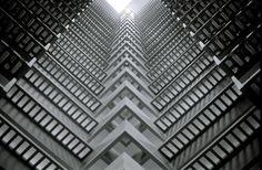 Buamai Flickr Photo Download: Hyatt Regency Hotel Atlanta I #houses #pattern #block
