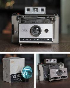 Polaroid 320 #camera #polaroid #320 #cameraporn #vintage