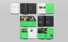 Great color scheme || Anagrama | RMFF — Riviera Maya Film Festival #layout