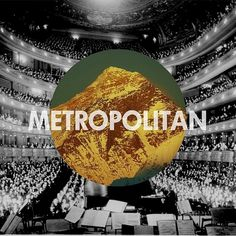 METROPOLITAN | Flickr – Condivisione di foto! #cut #lettering #design #graphic #christianconlh #photography #collage #cool