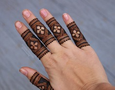 attractive finger rings