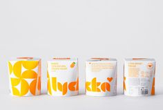 Lycka by BVD #packaging #food #container