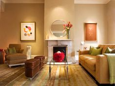 50 Living Room Paint Ideas #ideas #paint #living #room