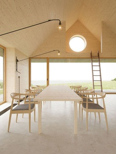 Island Refuge on Atlantic Coast, WOJR: Organization for Architecture 9