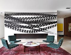 Glamorous Residence in Sao Paulo - #decor, #interior, #homedecor, home decor, interior design