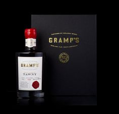 lovely package gramps 1 #packaging #booze #label