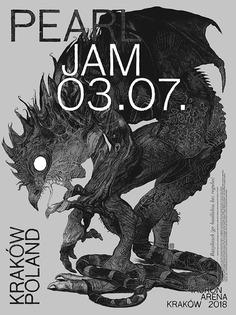 Pearl Jam Kraków 2018