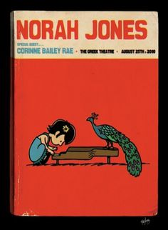 Scraped Knee: Posters #jones #poster #norah