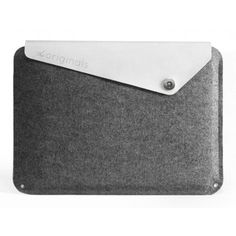 Mujjo Macbook Air Sleeve - 100% Wool Felt #13 #macbook #air #sleeve #mujjo