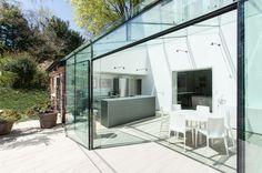 The Glass House by AR Design Studio Photo #interior #design #decor #architecture #deco #decoration