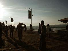 LA, 2012. #photography #street #urban #USA #losangeles #pier #venice
