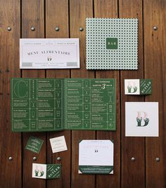 The Butler Potts Point #menu #identity #food #print