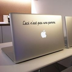 tumblr_ljgvidQCWJ1qzll1y.jpg (400×400) #computer #apple #french #typography