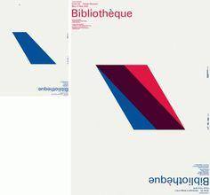A Talk by Bibliothèque | Bibliothèque Design #poster