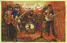 Ancient Sky #band #drawing #ancientsky #music