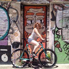 barbas #street #barbas #fixie #streetart