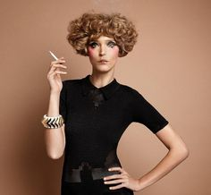 Yelena Yemchuk by Carmen Kass | Professional Photography Blog #fashion #photography #inspiration
